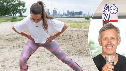 """""""Hou je work-outs krachtig en train niet langer dan een uur"""": Lieven Maesschalck vertelt hoe je gemotiveerd kan blijven"""