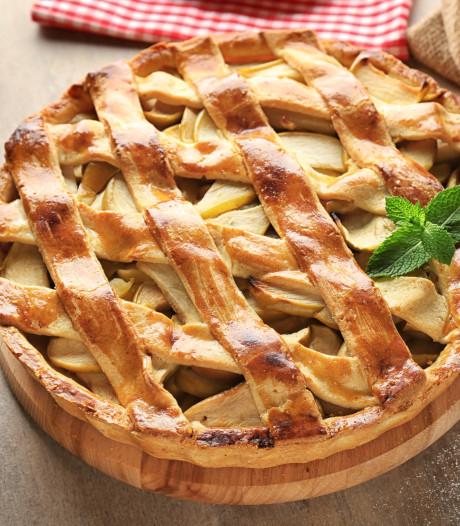 Met deze appeltaart van de super kun je thuiskomen