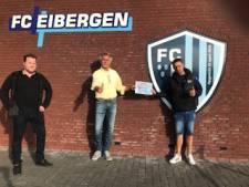 Online-veilingen voetbalfans voor FC Eibergen brengen 1.128 euro op