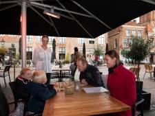 Wie deze winter warm een terrasje wil pakken, is welkom in Houten, Nieuwegein en IJsselstein en Culemborg