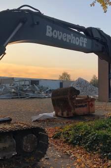 Na stilleggen sloop, mag asbestsanering bij Van Besouw in Goirle weer van start
