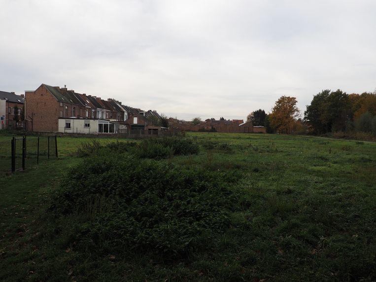 In de derde en laatste ontwikkelingsfase van Papenhof zal hier, tussen de woningen van de Nijverheidsstraat en het Papenhofpark, worden gebouwd.