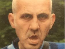 Grote zorgen om vermissing Zlatan Babic (63)