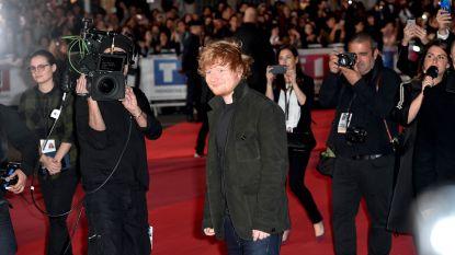 Voor de fans: Ed Sheeran is al bezig aan nieuw album