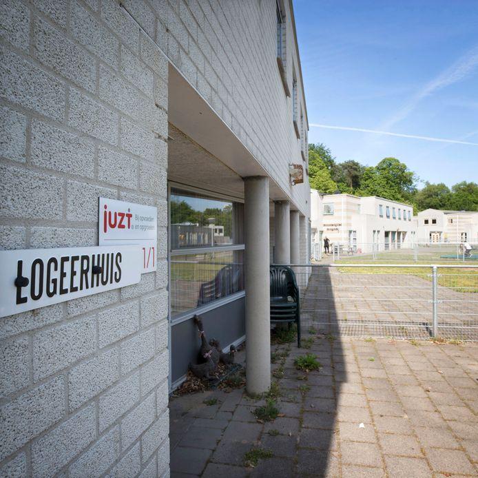Locatie Krabbebossen van jeugdzorginstelling Juzt.