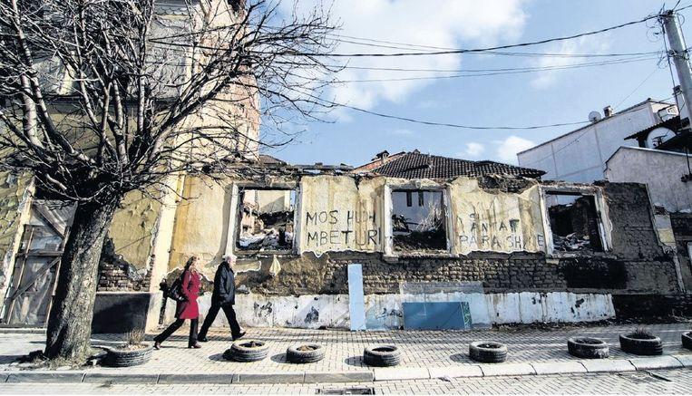 Kosovo is een van de armste landen in Europa. Beeld HH