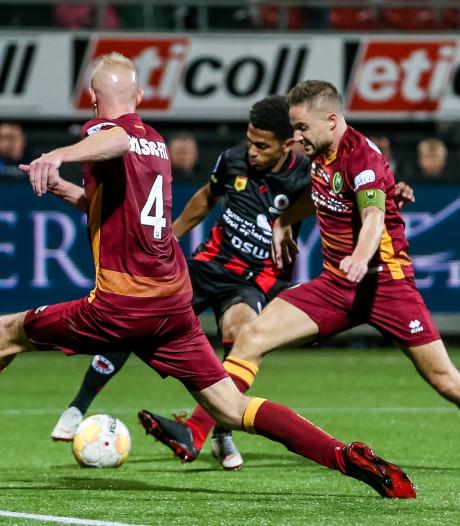 ADO begint met Beugelsdijk aan 'cruciaal' duel met Willem II
