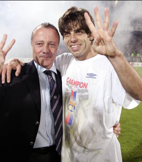 Juninho et Sylvinho arrivent à Lyon