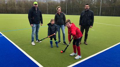 """Hockeyclub Merode klaar voor eerste training op gloednieuw kunstgrasveld: """"Eindelijk een eigen thuis"""""""