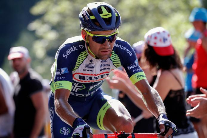 De Zeeuw Marco Minnaard reed al twee keer de Tour namens Wanty, dat deze zomer opnieuw van de partij is in Frankrijk.
