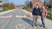 Gemeentebestuur past verkeerssituatie Vissenakensesteenweg in Bunsbeek aan