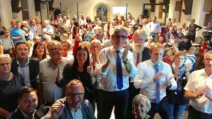 NIEUWPOORT: Burgemeester Geert Vanden Broucke (CD&V) versterkt positie met 3.057 voorkeurstemmen