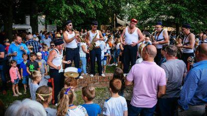 Hemelrijkpark twee dagen decor voor gezellig Cogetama Fest