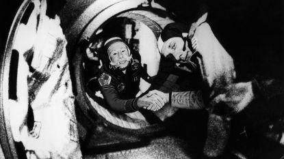 Eerste ruimtewandelaar ooit (die ongelofelijk spannende momenten beleefde op die unieke ruimtereis) overleden