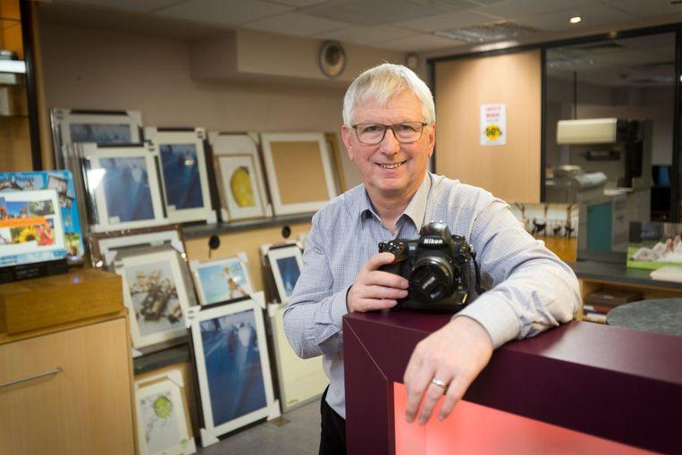 Jan Delbroeck zegt zijn iconische fotografiezaak vaarwel.
