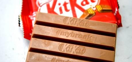 Op Kitkat en bouillonblokje van Maggi  staat straks hoe (on)gezond ze zijn