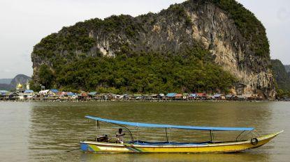 Toeristenboten gekapseisd voor kust van Phuket: tientallen vermisten