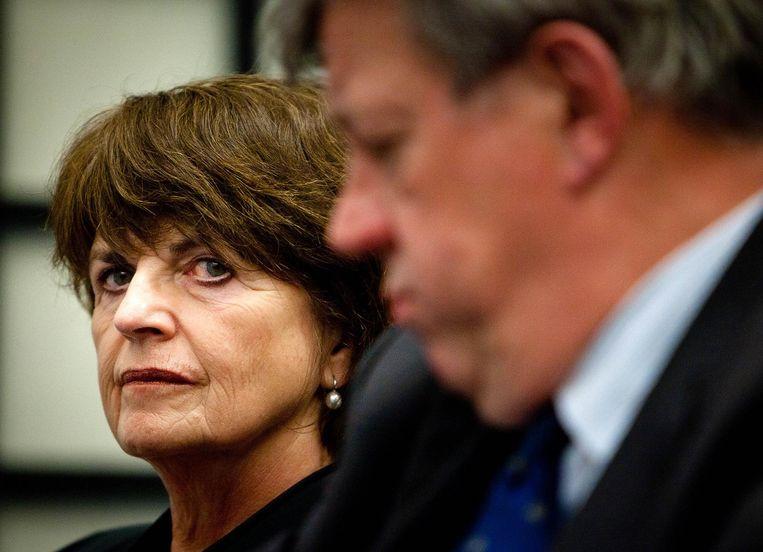 Corinne Dettmeijer-Vermeulen, de Nationaal Rapporteur Mensenhandel. Beeld Bart Maat