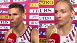 """Borlée: """"Het ging zeer snel voorin"""" - Claes: """"Er zijn mogelijkheden voor deze ploeg in Tokio"""""""