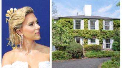 BINNENKIJKEN. Dit huis kocht Scarlett Johansson voor 3,5 miljoen euro