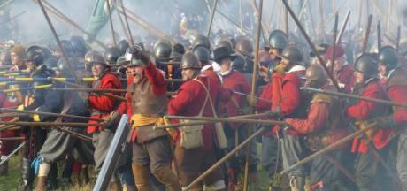 Vechten voor plekje bij Slag om Grolle:  38 groepen re-enactors op wachtlijst