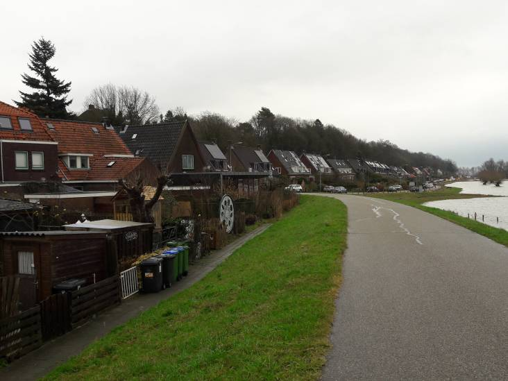 Kwart miljoen voor schoonmaak tuinen Veerstraat in Wageningen