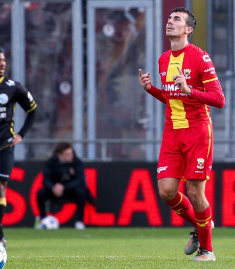 Franse bevrijding in Deventer: Rabillard tekent voor eerste seizoenstreffer bij GA Eagles