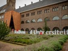 Commotie over spatie in nieuwe letters Radboud: Een blunder of de bedoeling?