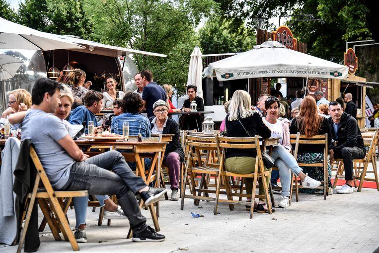 Illustratiefoto: Food Street Fonnepark