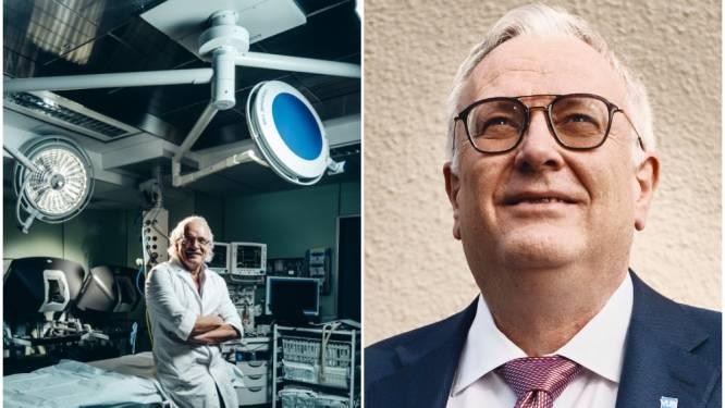 """Marc Noppen (CEO UZ Brussel) en Dirk Devroey (VUB) roepen op tot 'Brusselse' maatregelen in Vlaamse Rand: """"Laten we geen fantasietjes gebruiken"""""""