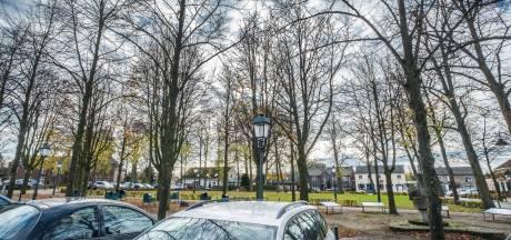 Dit is de mooiste Brink van Brabant, zeggen sommige mensen. Maar wat doen die auto's daar?