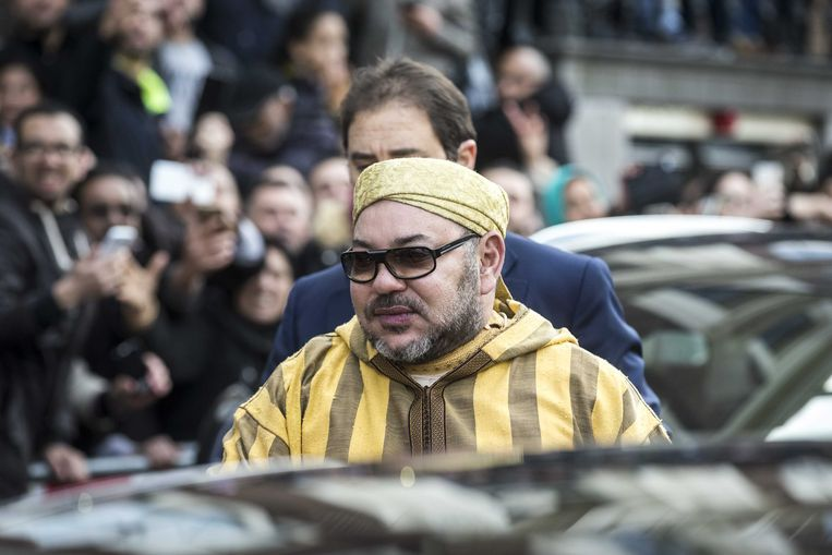 Koning Mohammed VI van Marokko
