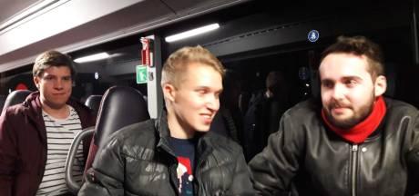 Nachtbus Utrecht-Wageningen is een blijvertje