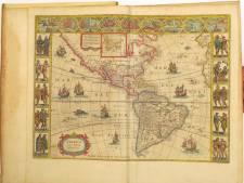 'Google Maps van de 17e eeuw' geveild voor 600.000 euro
