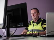 Digitaal wijkagent Jager houdt WhatsApp-spreekuur: 1ste keer al meteen druk