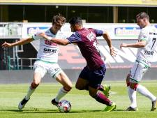 Zulte Waregem en fysiek Willem II houden elkaar in evenwicht: 1-1