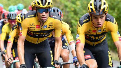 """Dumoulin klopte Van Aert in Tour, maar dat zegt niets voor Imola: """"Tijd van Wout op de Planche was enorm sterk"""""""
