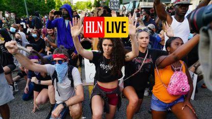 """LIVE. """"Gewelddadige protesten kunnen tot tweede golf coronavirus leiden"""" - Vanaf 8 juni weer nieuwe bewoners toegelaten in woonzorgcentra"""