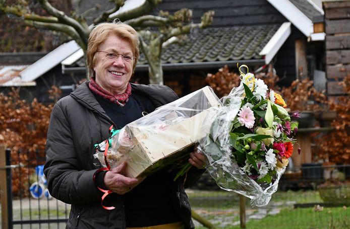 Riek Klein-Reesink Willemsen uit Hummelo.