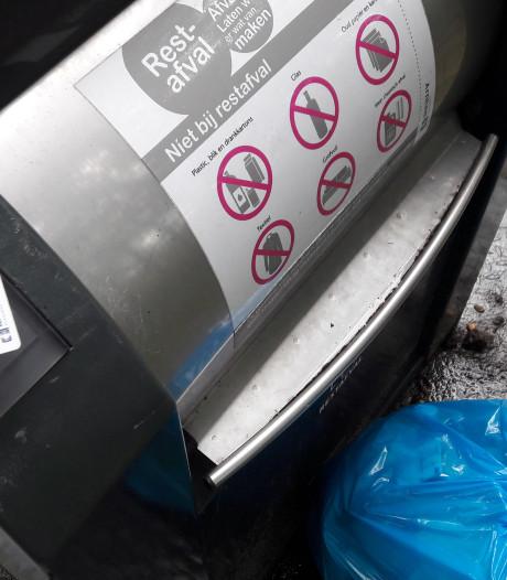 Arnhem sluit ook containers voor plastic en blik om 'ontwijkgedrag' te voorkomen