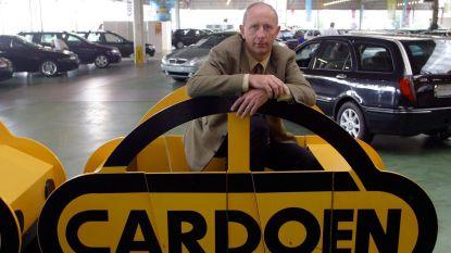 Karel Cardoen rijdt zo weinig mogelijk met de wagen