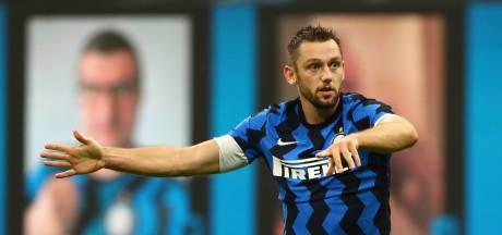 De Vrij verkozen tot beste verdediger in de Serie A