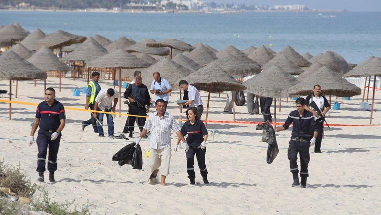 Dit zijn beelden van de eerdere aanslag in Sousse, in oktober 2013.