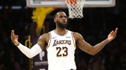 Lakers en Bucks verstevigen leidersplaats in NBA, Harden maakt 55 punten