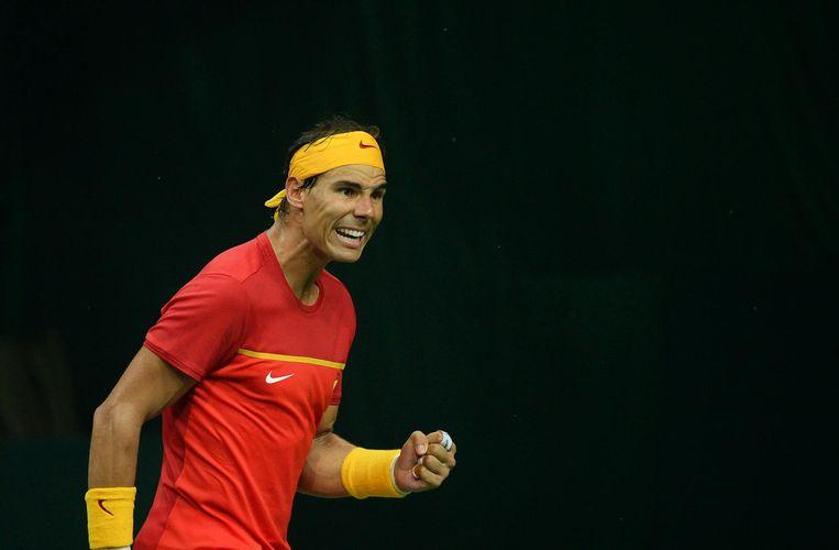 Rafael Nadal. Beeld anp