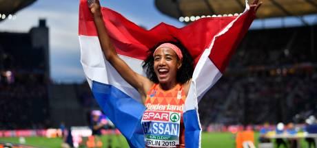 Hassan snelt in Berlijn naar eerste Europese titel op 5 kilometer