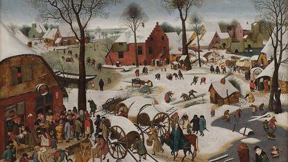 """""""'Volkstelling te Bethlehem' situeert zich in Wijnegem"""""""