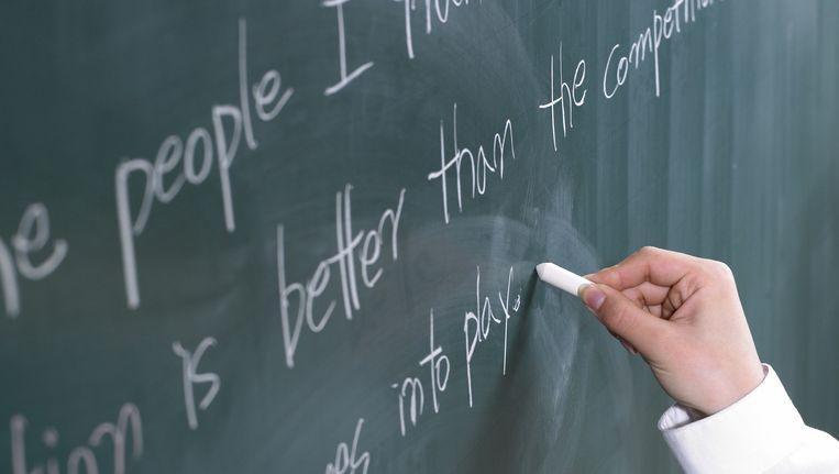 Een op de vier mensen in de wereld spreekt inmiddels in min of meerdere mate de Engelse taal Beeld Thinkstock