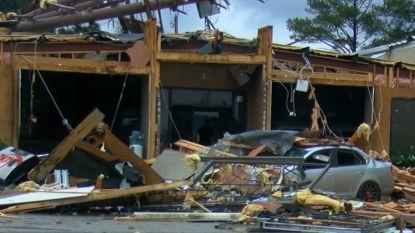Tornado richt enorme schade aan in de Verenigde Staten