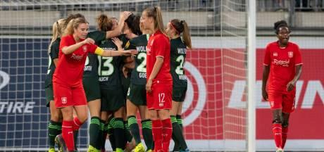 FC Twente Vrouwen zwaar onderuit, twee goals Bloodworth